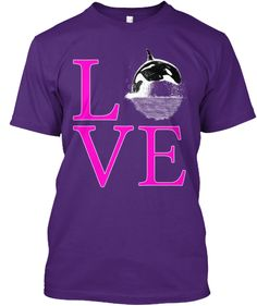 Tees & Hoodies for Orca Lovers!!! |