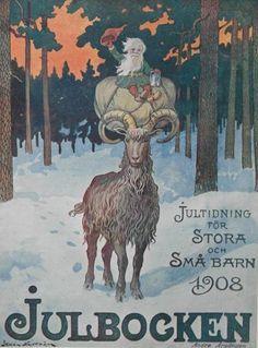 Yule Symbols: The Goat, The Boar, and Mistletoe https://wildwoodpagan.wordpress.com/2016/12/09/yule-symbols-the-goat-the-boar-and-mistletoe/