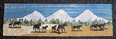 First of all I have to say that I love this quilt and was so excited when my client brought it to me. I can not imagine the time that . Bring It To Me, Applique Quilts, Moose Art, Quilting, Horses, Sewing, Animals, Animales, Animaux