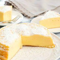 Puszysty i delikatny sernik - aby go zrobić potrzebujesz tylko 3 składników (żadnej mąki!)