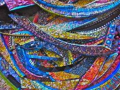 Mosaic Landscapes - Guilio Menossi