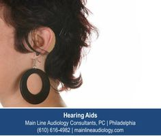 http://mainlineaudiology.com/hearing-aids.php – Hearing aids are a lot less visible than most people think they are. Even if someone is looking directly at your ear instead of your eyes, they have to look really hard to see the newest in-the-canal and completely-in-canal hearing aids. Even the traditional behind-the-ear hearing aid is easy to conceal with slightly longer hair.