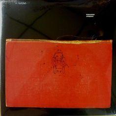 """Radiohead Amnesiac Vinyl Double 10"""" LP"""