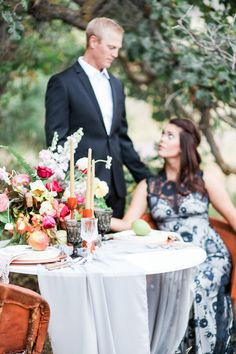 Modern and Textured Colorado Styled Elopement