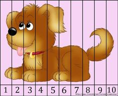 Fun Games, Games For Kids, Activities For Kids, Number Puzzles, Maths Puzzles, Toddler Busy Bags, Child Teaching, Numbers Preschool, Step Kids