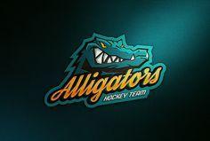 Alligators Hockey Team on Behance