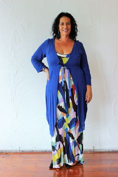 TCD   Duster   Blue