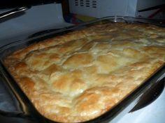 gooey butter cake... Bake for 28-30 minutes:)
