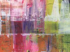 Fantasie de la vie - Peinture,  70x50x2 cm ©2015 par abdel -                                        Art abstrait, Art abstrait