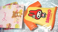 $8.00   There are other sanrio T-shirt squishies too.