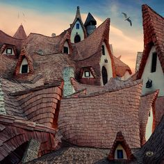 Clay Castle of the Valley of Fairies in Transylvania, best of Romania-it is like a hobbit house by Caras design Beautiful Places To Visit, Cool Places To Visit, Places To Travel, Chateau Medieval, Transylvania Romania, Visit Romania, Romania Travel, Bucharest Romania, Constanta Romania