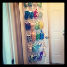 Cool ways to store, clean and use Modern Cloth Nappies