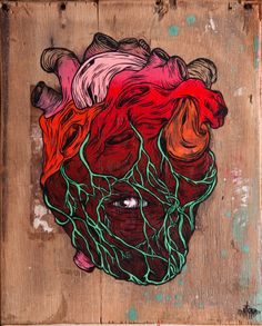 """Tant Heart"" by Broken Fingaz Crew"