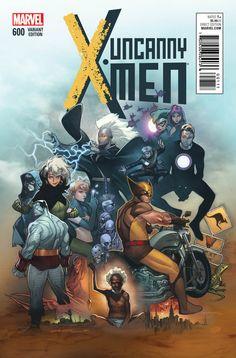 Marvel celebra as 600 edições de Uncanny X-Men http://www.universohq.com/noticias/marvel-celebra-as-600-edicoes-de-uncanny-x-men/