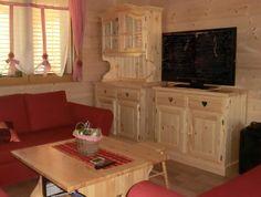 Credenza Rustica In Legno : Interessanti immagini di credenze rustiche in legno mobilificio