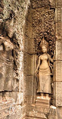 Bayon . Siem Reap Cambodia