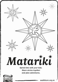 matariki worksheet on matariki maori new year with a reading . Maori Words, Maori Patterns, Free Preschool, Preschool Learning, Maori Art, Play Based Learning, Spiritual Guidance, Baby Art, Creative Activities