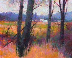 Doug Dawson - pastel landscape