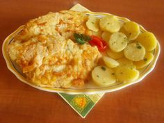 Sajtos bundában sült csirkemell Macaroni And Cheese, Ethnic Recipes, Minden, Food, Hungarian Recipes, Mac Cheese, Meal, Essen, Hoods