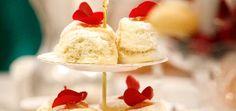 Rose scone Recipe by Jill Jones-Evans from The Tea Salon