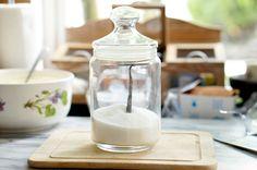 toetje met stroopwafels06 Glass Of Milk, Om