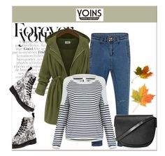 """""""YOINS III/6"""" by amra-mak ❤ liked on Polyvore featuring Dr. Martens, Topshop, women's clothing, women, female, woman, misses, juniors and yoins"""
