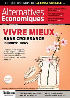 Alternatives Economiques porte un regard sur l'actualité économique en s'interrogeant sur les enjeux sociaux de la mondialisation et du capitalisme.