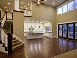 Candlelight Homes - Custom Home - Draper, UT - traditional - family room - salt lake city - by Candlelight Homes