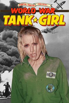 Titan Comics Clickbaits With Tank Girl Cover Of Lori Petty By Jamie Hewlett Lori Petty, Tank Girl, My Future Job, Futuristic Motorcycle, Jamie Hewlett, Cult, Punk Rock, The Man, Nostalgia