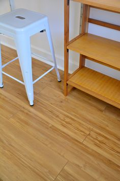 How To Install Laminate Flooring Over Concrete Laminate Flooring Basement, Installing Laminate Flooring, Vinyl Plank Flooring, Stool, Chair, Concrete, Furniture, Home Decor, Decoration Home