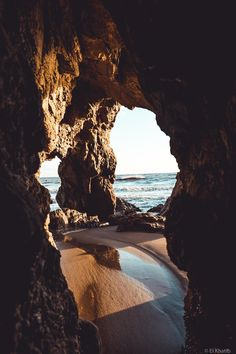 Golden hour through the archways at El Matador Beach CA. - Golden hour through the archways at El Matador Beach CA [OC] – not … – - Places To Travel, Places To See, Travel Destinations, Wow Travel, Beach Travel, Beach Trip, Time Travel, Nature Photography, Travel Photography