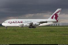 F-WWAO Qatar Airways Airbus A380-861