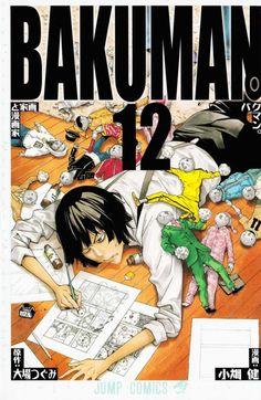 Bakuman Manga Volume 12