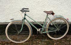 1955 Peugeot PL 45 Mixte Bicycle