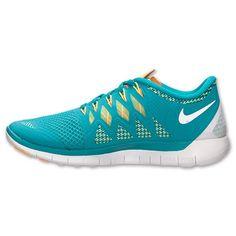 new concept 1182d 5c7cf Femmes Running Chaussures Nike Free 5.0 2014 Turbo Vert Lumière Lucid  Vert Kumquat,