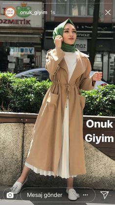 Hijab Outfit, Hijab Style Dress, Hijab Chic, Cardigan Outfits, Muslim Women Fashion, Modern Hijab Fashion, Abaya Fashion, Modest Fashion, Fashion Outfits