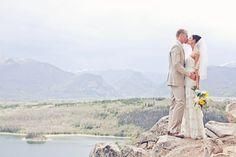 Kristin + Nathan // Agape Outpost Wedding in Breckenridge, CO   Petal and Bean - Kristin Nathan