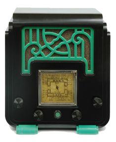 1936 AWA Radiolette Fret