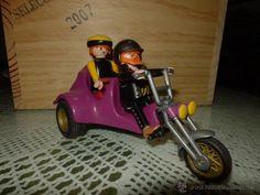 moto chopper motero 3882 playmobil