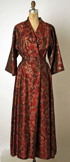Coat Valentina, 1950s The Metropolitan Museum of Art