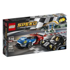 LEGO Speed Champions 2016 for GT 1966 Ford Construction Set 75881 for sale online Ford Gt 2016, Lego Cars, Lego Auto, Race Cars, Legos, Ford Gt40 1966, Lego City Police, Lego Speed Champions, Buy Lego
