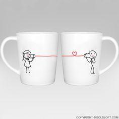 Say I Love You Too™ Coffee Mugs
