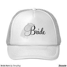 Bride Hat's Trucker Hat