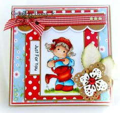Card made by Dawny for Simon Says Stamp Blog April 2013