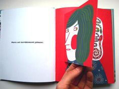 "patternprints journal: PATTERNS NAIF IN BEAUTIFUL BOOK ""A QUOI PENSES-TU?"" BY LAURENT MOREAU"
