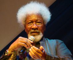 """ACKCITY NEWS: Since Buhari Became President, """"Nigeria Started Sinking"""", There Are No Brains In Military Presidents – Soyinka"""