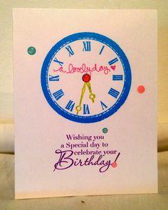 "I added this Birthday card ""to an #inlinkz linkup!http://froglilly.blogspot.com/2015/02/i-think-im-gonna-post-everydaywell.html"