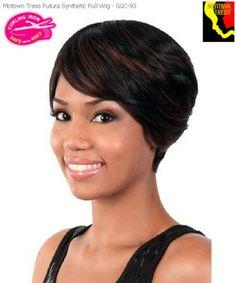 Motown Tress GGC-93 - Futura Synthetic Motown Full Wig