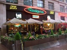 Rendezvous: London, UK