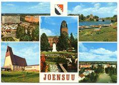Joensuu, Finland 1965
